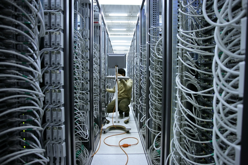 Data centers: more efficiency required