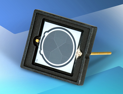 Opto Diode's Circular Photodiode for radiation detection.