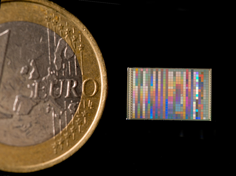 FOWINA making accurate micro color sensors for chip-level integration.