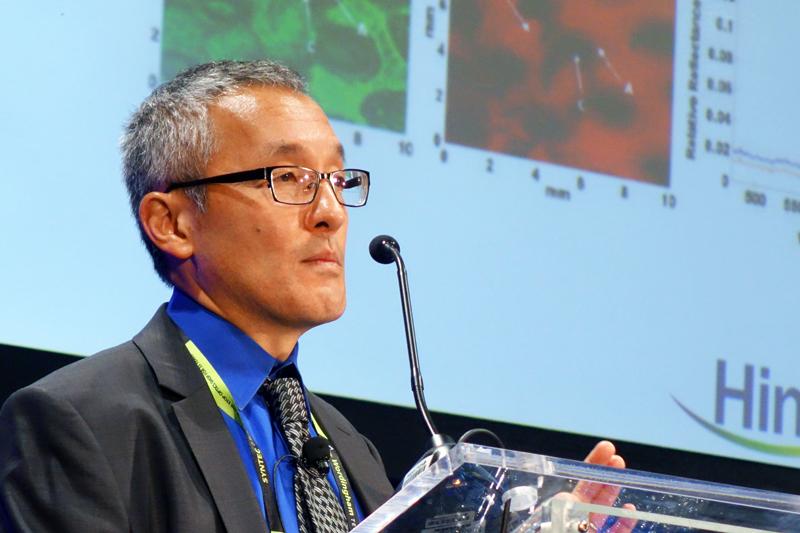Alexandre Fong, Director of Hyperspectral Imaging, at HinaLea Imaging.