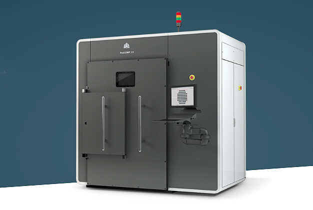 ProX DMP 320 high-performance metal additive manufacturing system.