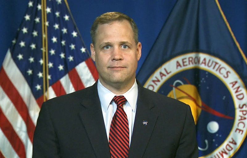 NASA Administrator Jim Bridenstine.