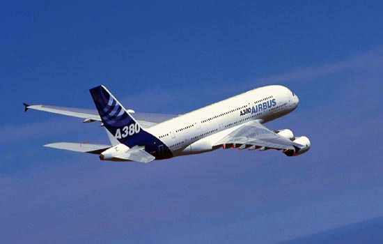 Airbus engineers are currently flight-testing laser-structured coatings.