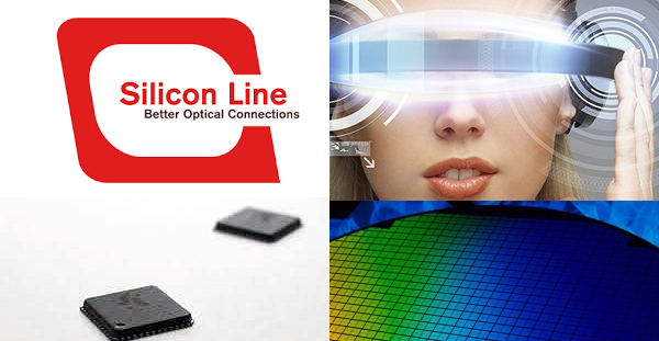 Funding boost for Silicon Line, a developer of low-power optical link technology.