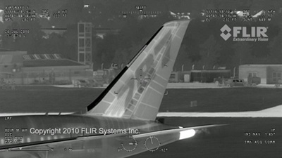 Dreamliner infrared