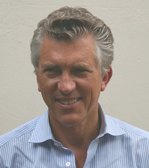 CEO Mark Blodgett