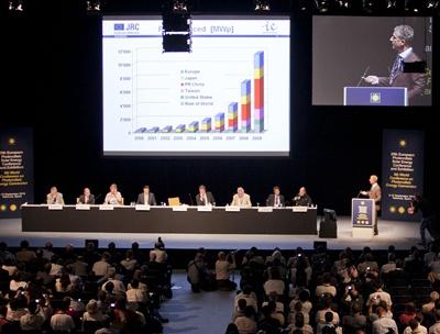 EUPVSEC plenary
