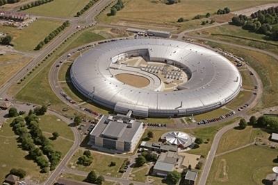 Diamond synchrotron