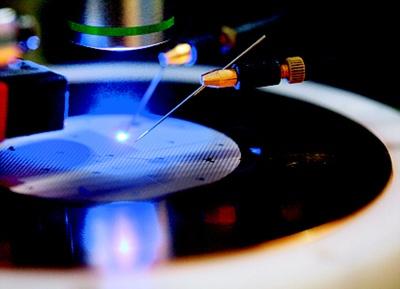 Osram LED wafer