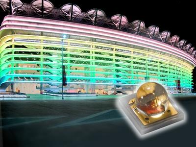 Osram lights up Asian Games