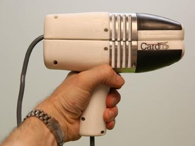 Laser Doppler vibrometry device