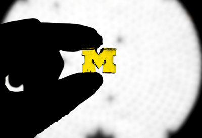 Quick yet strong: the new way to 3D print, developed at the University of Michigan.