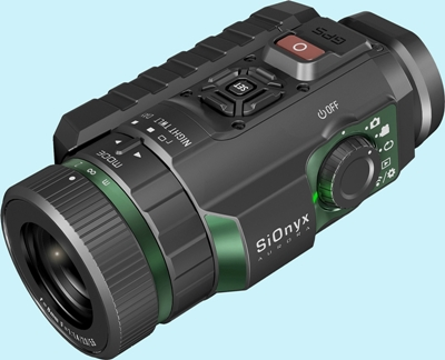 SiOnyx 'Aurora' night-vision HD camera