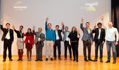 Luminate NY's third cohort of finalists from a diverse range of optics, photonics and imaging startups.