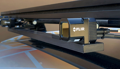 Veoneer to develop production self-drive car to feature Flir thermal sensors.
