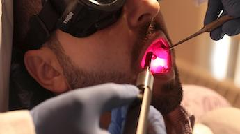 Pain relief: bringing phototherapy to market