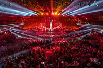 Osram also lit the 2018 ESC in Lisbon.