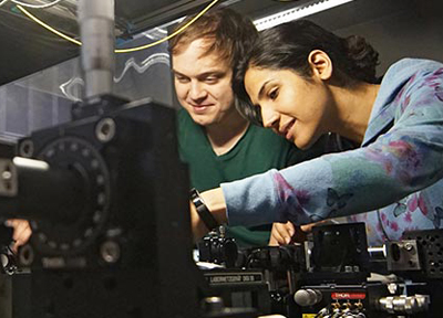 FSUJ's Institute works in all fundamental and applied research areas of optics.