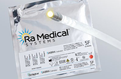 Game changer: Ra's DABRA laser technology.