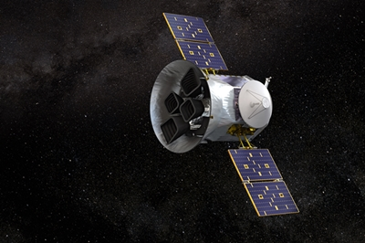 Exoplanet hunting: NASA's TESS probe