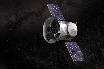 Exoplanet hunting: NASA's TESS probe