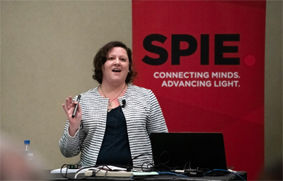 Jenn Wickre, of the House Committee on Science, Space & Technology.