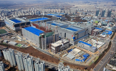 Samsung: building a new EUV production line