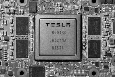 Tesla's 'full self-drive (FSD)' chipset