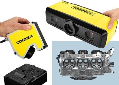Cognex expands 3D vision options