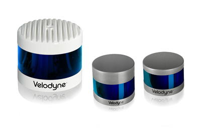 Velodyne provides smart, powerful lidar solutions for vehicle autonomy.