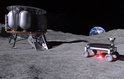 Melting moondust: How MOONRISE technology could work on the moon.