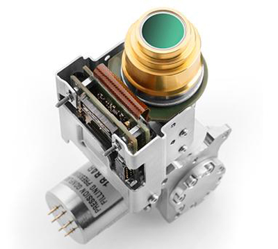 Daphnis MW HD compact high sensitivity detector for 16:9 format MW IR systems.