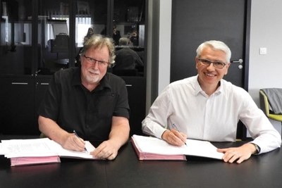 Signature for TMT's deformable mirrors