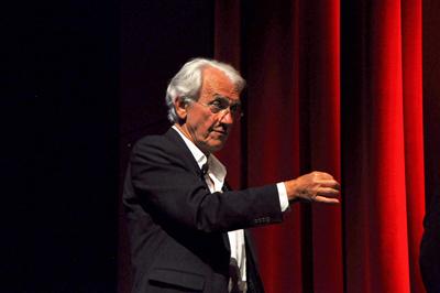 Prof Gérard Mourou: chirpy.