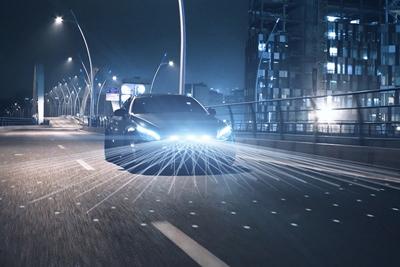 LASER 2019: German firms tout auto lidar components