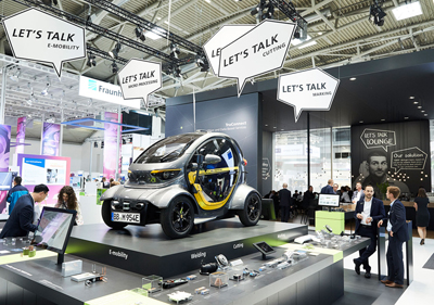 E-Mobility: a new focus for LASER in 2019.