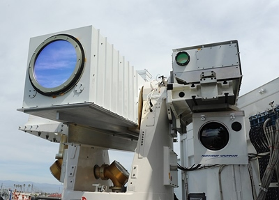 Laser directed energy weapons