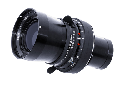 The customized Zeiss Biogon 5.6/60