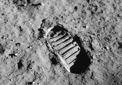 One small step for a man...