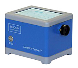 Block's LaserTune packaged QCL.
