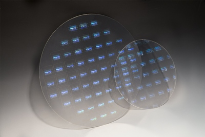 Wafers for light guides