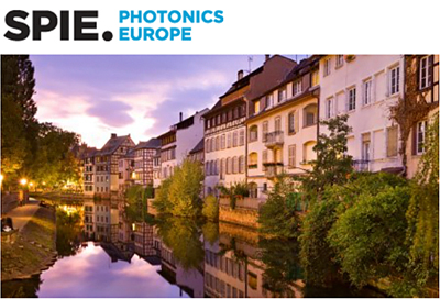 SPIE Photonics Europe will happen as a digital forum between April 6th – 10th.