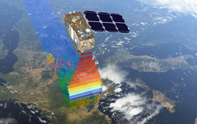 ESA's Copernicus Sentinel mission tracks Earth's changing lands and atmosphere.