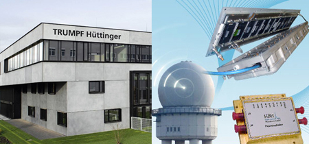 Trumpf Hüttinger is setting its sights on new markets based on microwave technology.