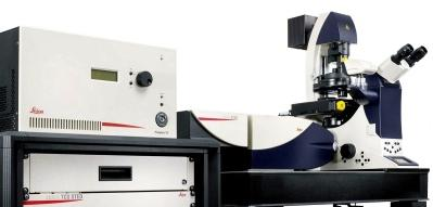 Leica Microsystems' TCS SP8 STED 3X STED Microscope.