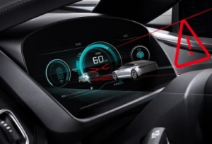 Bosch is paving the way for 3D displays in vehicles.