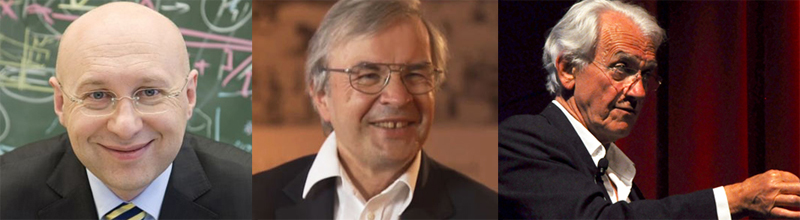 Authors of the complaint: Nobel laureates Professors Stefan W. Hell, Theodor W. Hänsch and Gérard Albert Mourou.