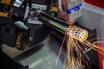 Applications include welding, cutting, sensing, 3D printing, displays, and AR/VR.