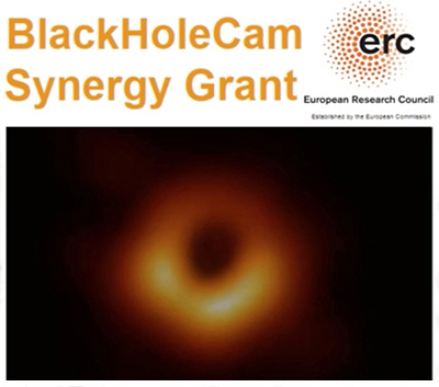 Game changer: The ERC-funded BlackHoleCam project.