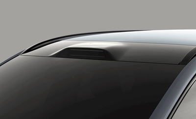 Roof-mounted: Volvo and Luminar are set for